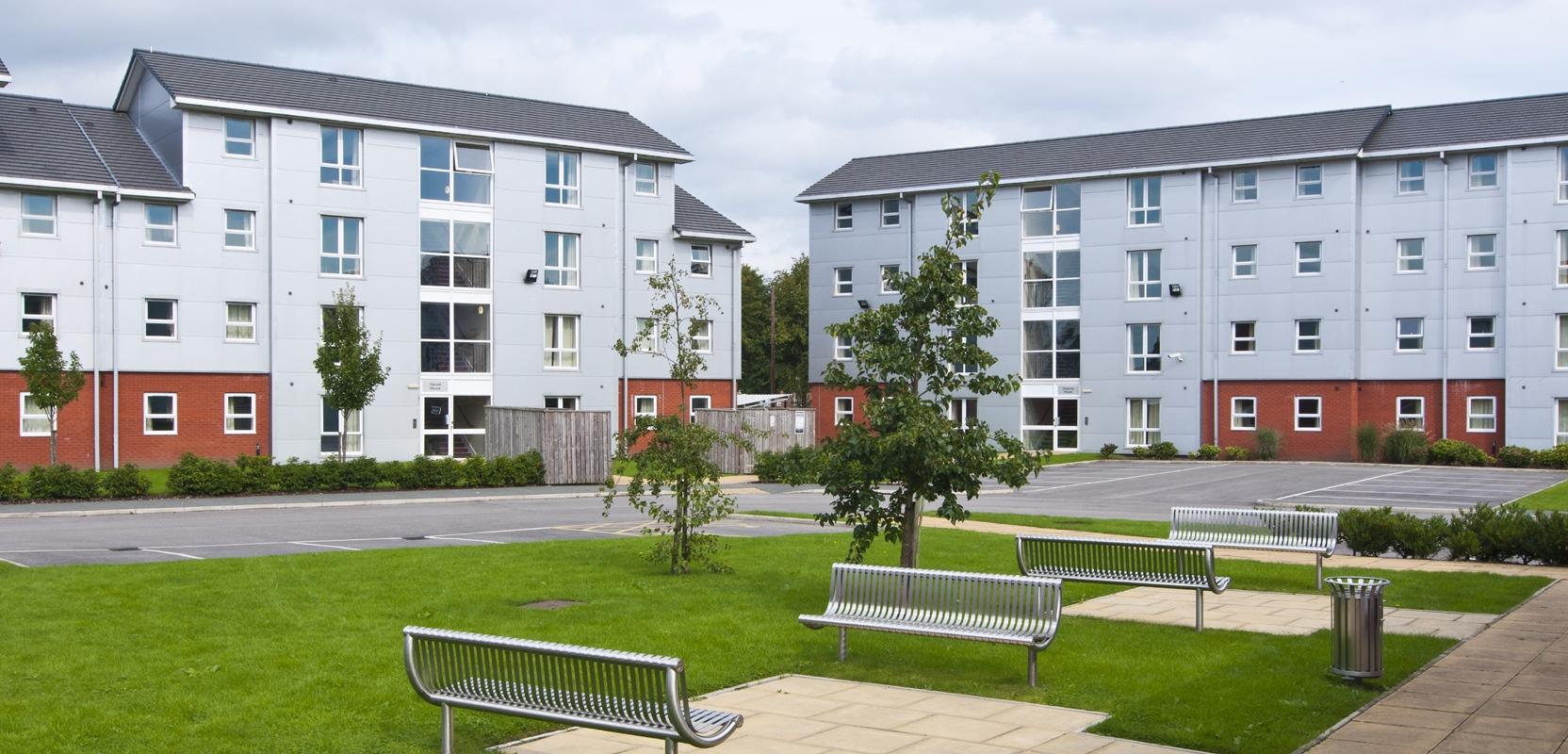 Salford Student Village | Privatehalls.co.uk