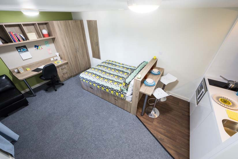 how to choose student accommodation