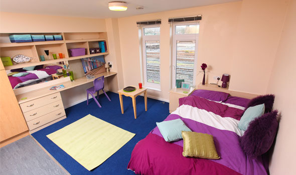University Of Exeter Room Status