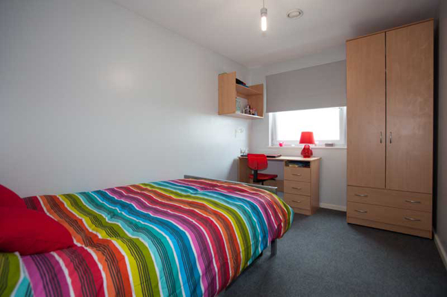 Student Accommodation in Middlesbrough - Linthorpe Hall 248