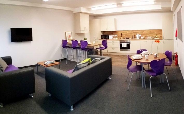 Fresh student living tyne student living newcastle for Living room newcastle