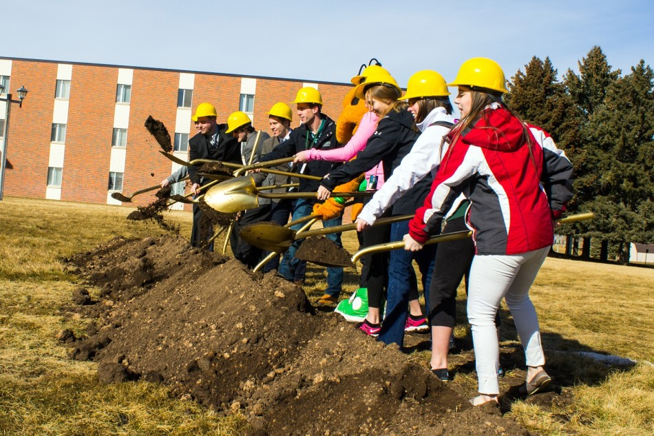 Private Halls For Students Break New Ground