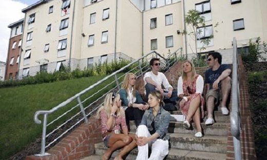 Private Residential Halls For Students