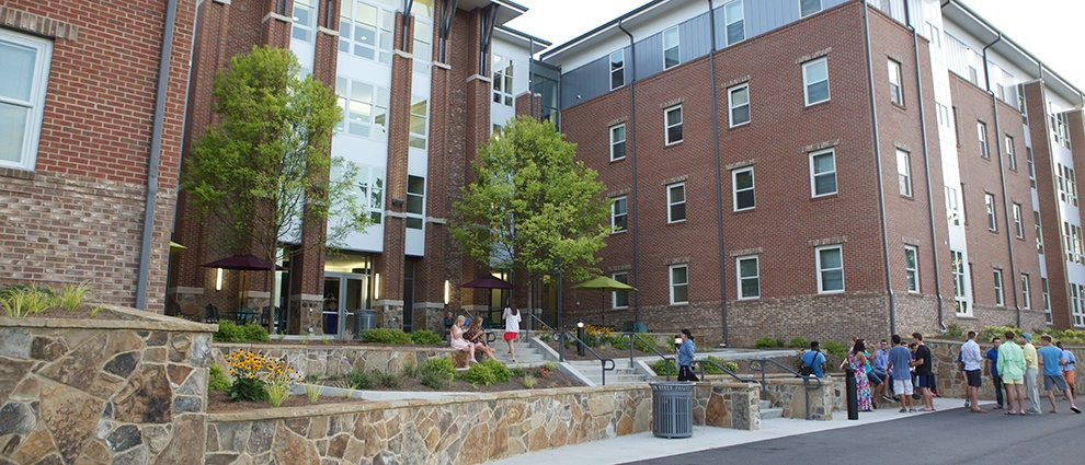 Choosing your student private residential halls