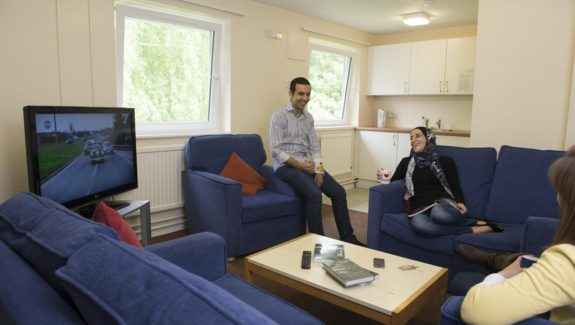 Postgraduates And Private Halls Of Residence For Students