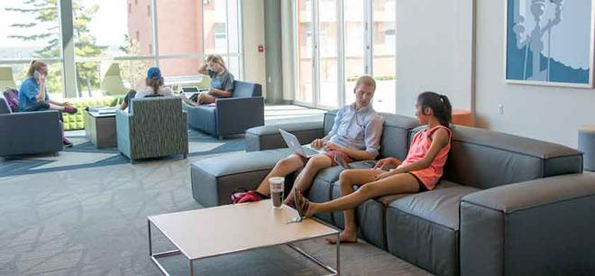 Quality Private Residential Halls For Students Offer Luxury