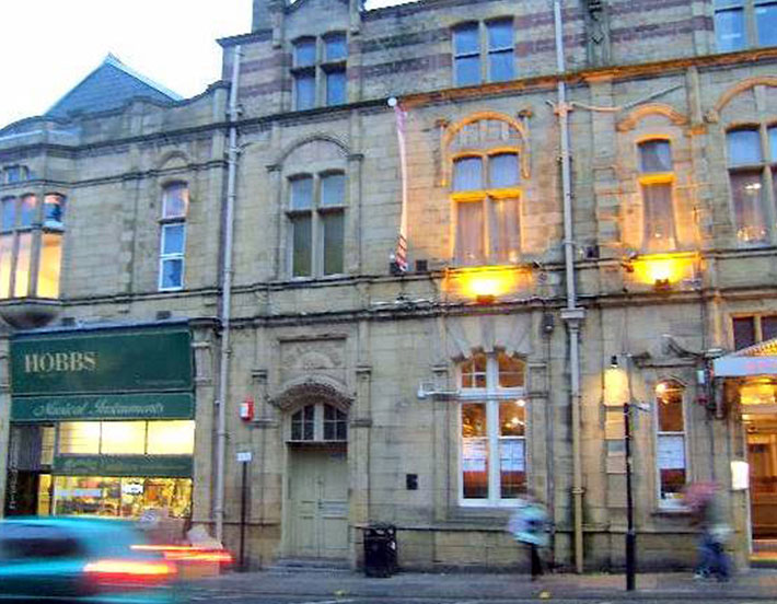 Private Halls UK - Student Home in Lancaster - Cable Street