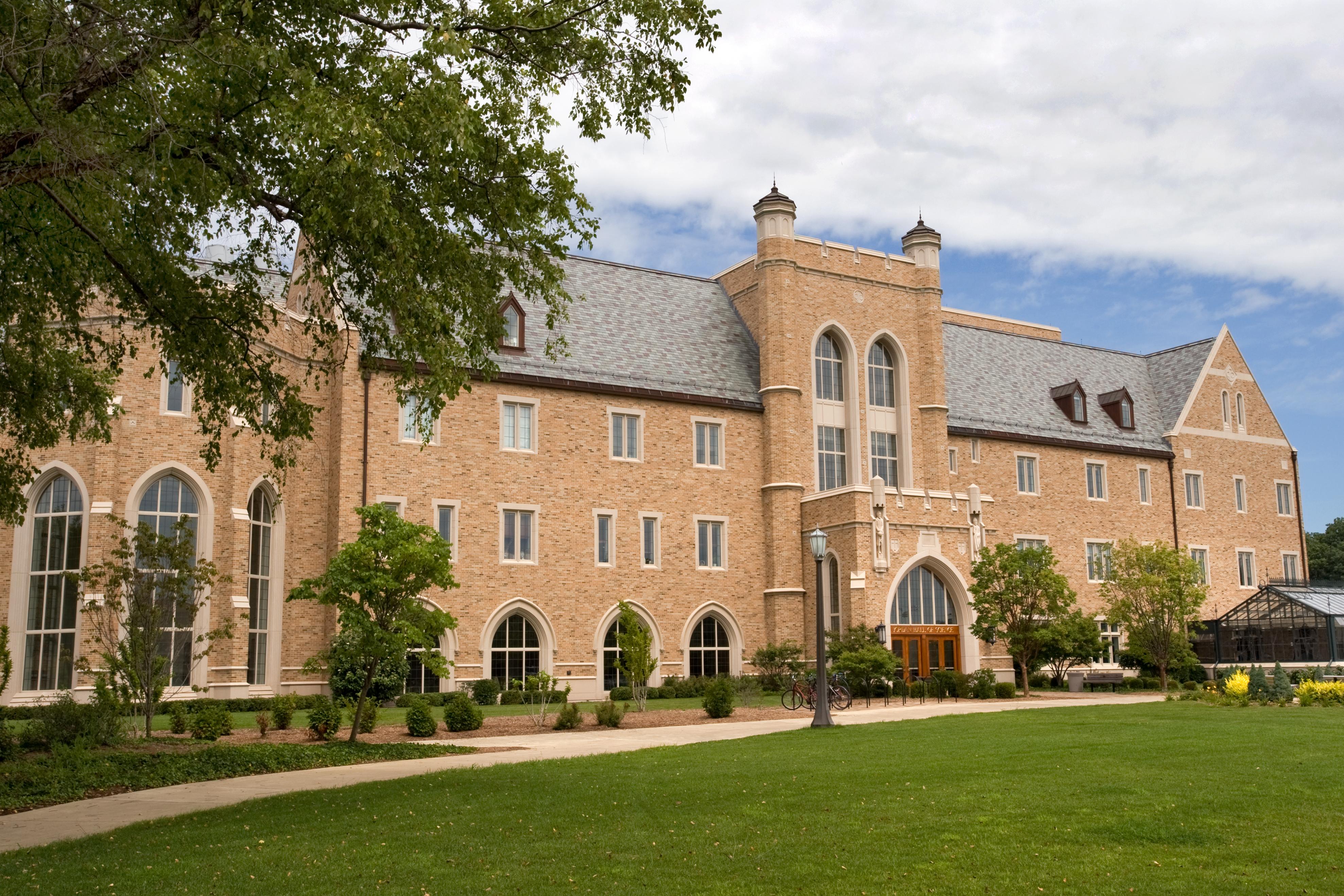 Private student halls