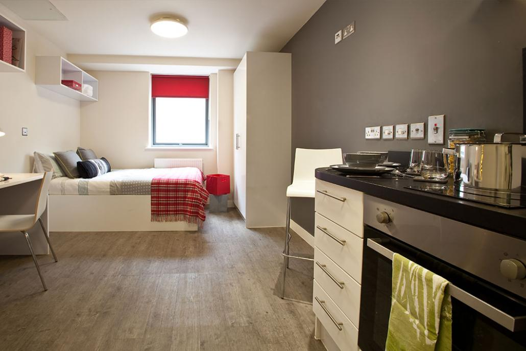 Student Accommodation In Cardiff Alwyn Court