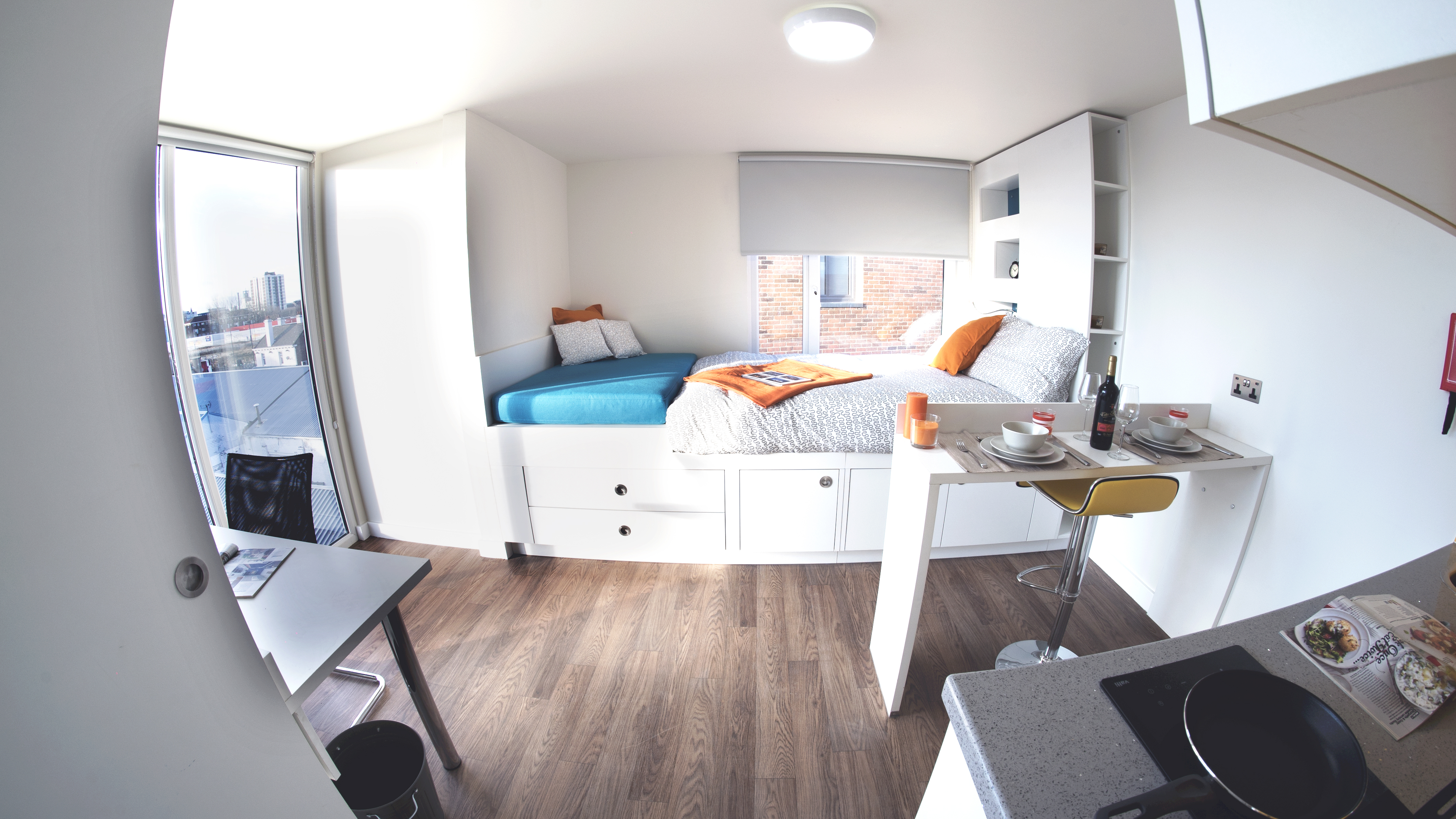 Room Booking Northumbria
