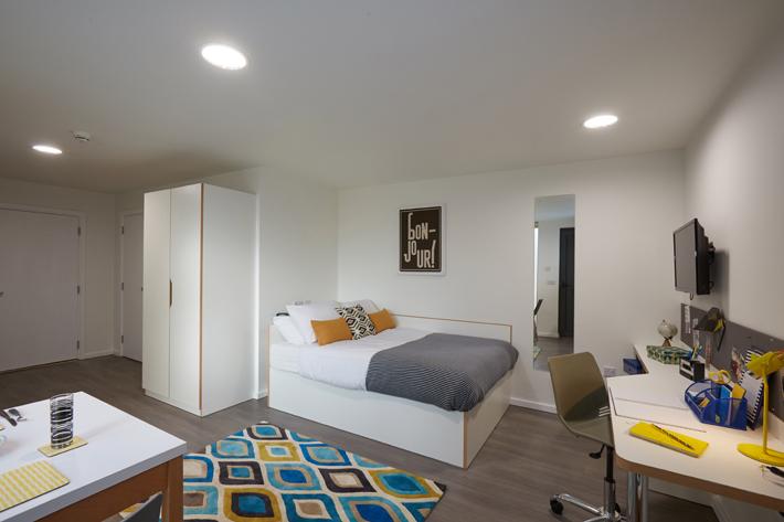 Iq Student Accommodation Fenton House Sheffield